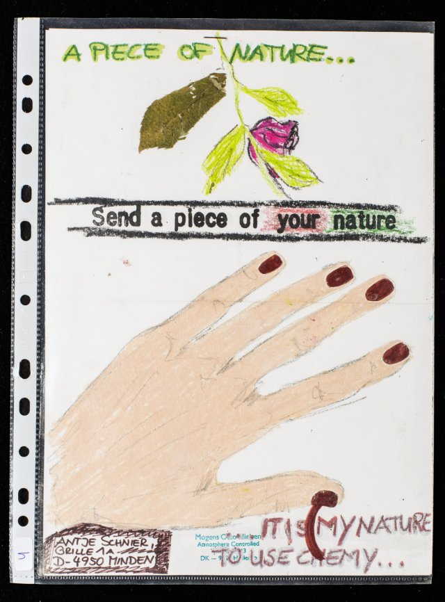Send a piece of your nature - Antje Schnier (1)